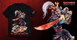 Warrior T-shirt v3